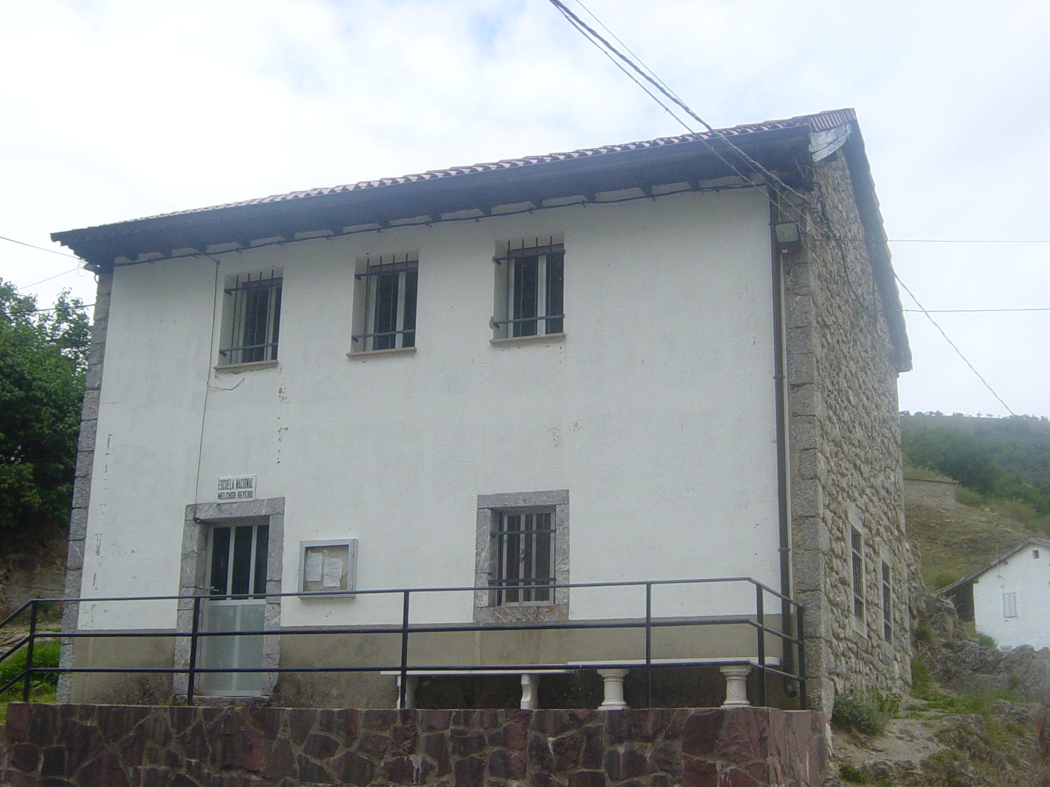 Escuela Melchor Reyero